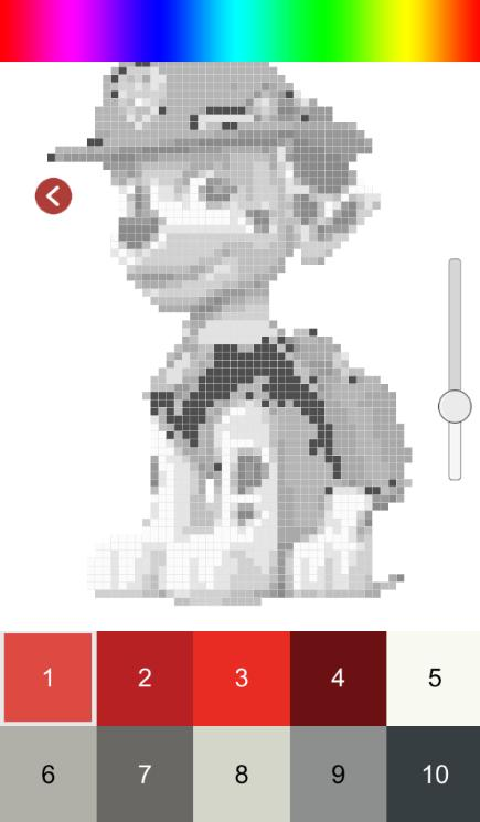 Pixel Art Paw Patrol For Android Apk Download