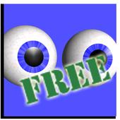 GoggleEyes Free icon
