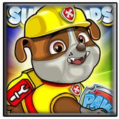 Super Paw Rubble World icon