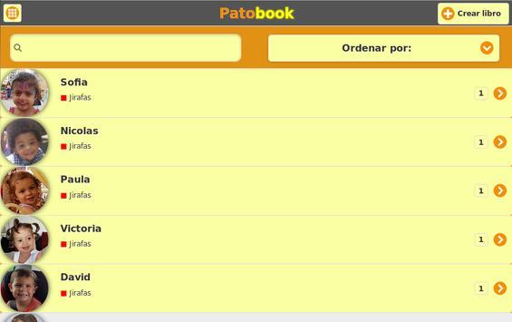 Patobook screenshot 9
