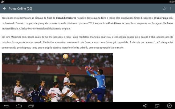 Patos Online apk screenshot