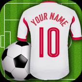 Football Jersey Maker icon