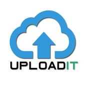 UploadIT cloud icon