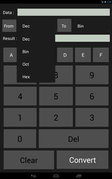 Base Converter screenshot 4