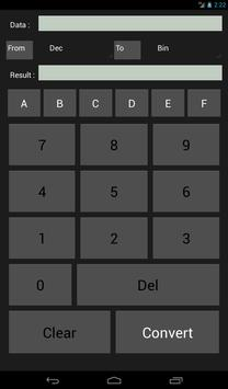 Base Converter screenshot 5