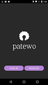 Patewo poster
