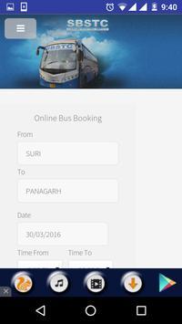 ST South Bengal Bus screenshot 1