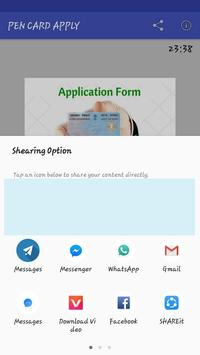 Pan card apply online apk download free business app for android pan card apply online apk screenshot reheart Image collections