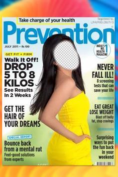 Magazine Cover Photo Editor screenshot 3