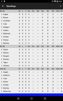 LTYA Baseball screenshot 5