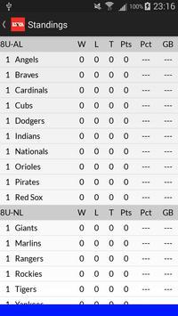 LTYA Baseball screenshot 1