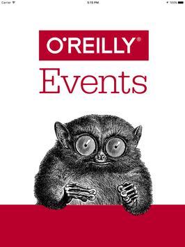 O'Reilly Events App apk screenshot