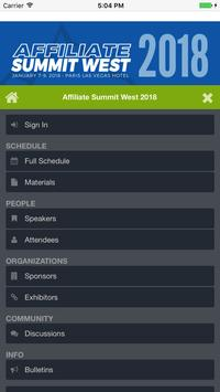 Affiliate Summit West 2018 apk screenshot