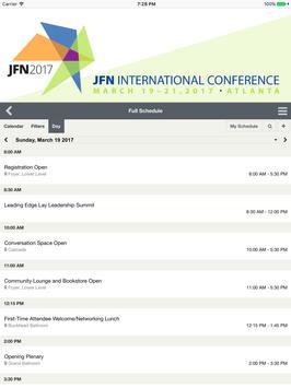 JFN 2017 apk screenshot