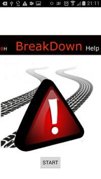 Free Car BreakDown Help poster