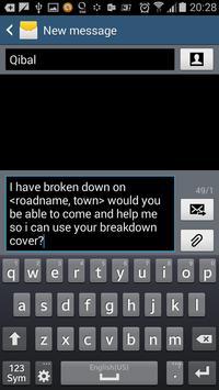 Free Car BreakDown Help screenshot 7
