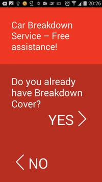 Free Car BreakDown Help screenshot 4