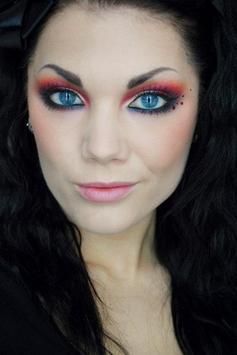 Glitter Eye Makeup screenshot 3