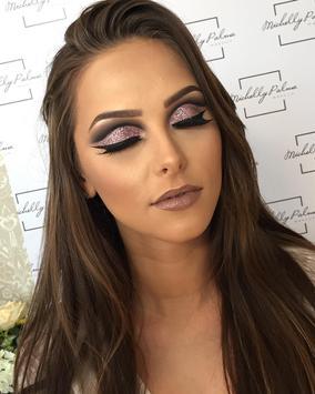 Glitter Eye Makeup screenshot 1