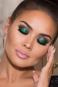 Glitter Eye Makeup screenshot 2