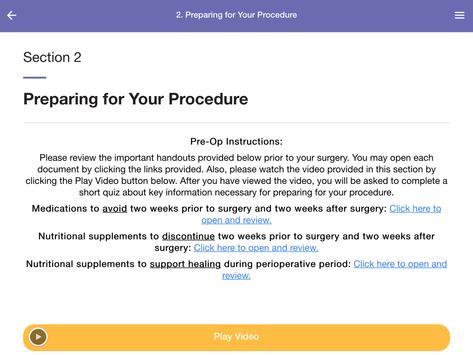 PatientOne screenshot 10