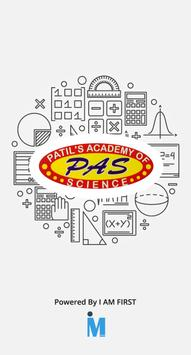 Patils Science Academy poster