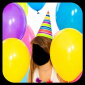 Birthday Dress Photo Editor icon