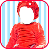 Cute Baby Photo Frame icon