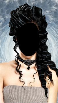 Ladies Hairstyle Choices screenshot 2