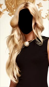 Women Hairstyle Photo Editor screenshot 1