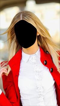 Women Hairstyle Photo Editor screenshot 2
