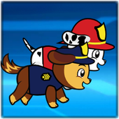 patrulla canina games icon