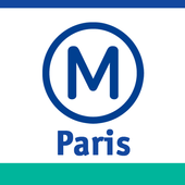 Metro Map Paris - Map and Tips icon