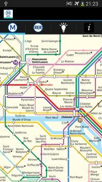 Metro Map Paris - Map and Tips apk screenshot