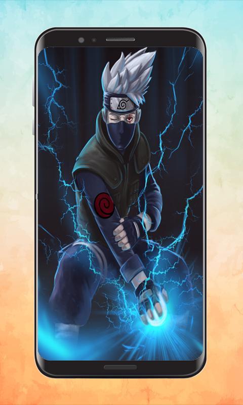 Hokage ninja wallpaper poster