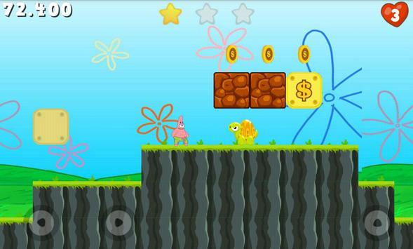 Spongebob Friends : Patrick Star Adventure screenshot 4