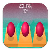 Guide Rolling Sky icon