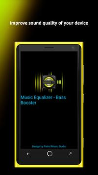 Music Equalizer & Bass Booster poster