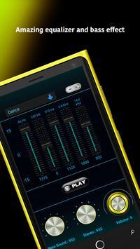 Music Equalizer & Bass Booster apk screenshot