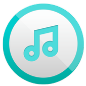 Free MP3 Player Downloaded icon
