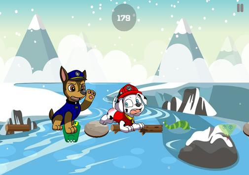 Patrol Jump Games For Paw Puppy Version poster