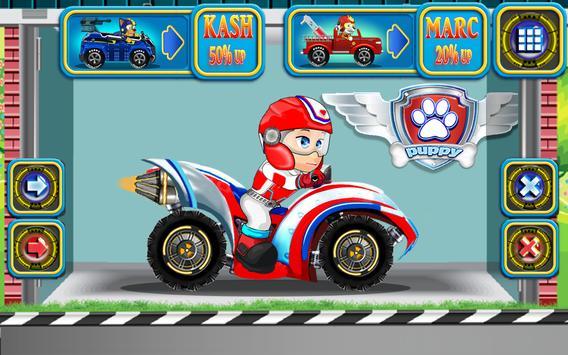 Super Patrol Battle Road apk screenshot