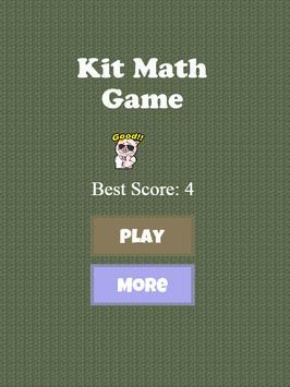 Kit Math Game poster