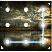 Pattern Lock Screen Latest icon