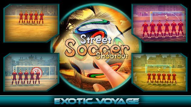 Street Soccer Shootout 2017 screenshot 1
