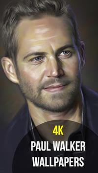 Paul Walker Wallpapers 4K screenshot 1