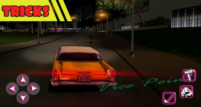 Best Tricks for GTA Vice City poster