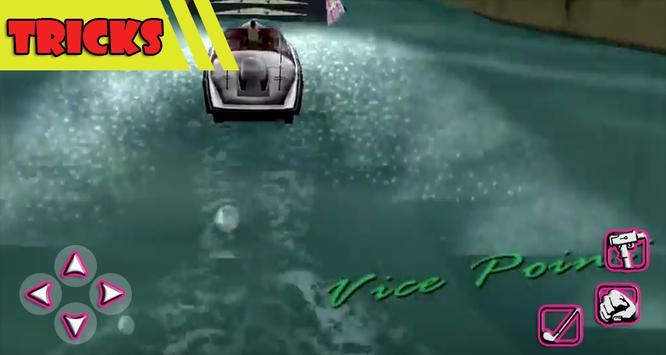 Best Tricks for GTA Vice City apk screenshot