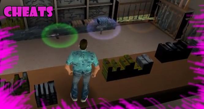 New Tips GTA Vice City screenshot 1