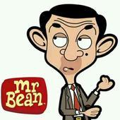 Mr Bean Skidding icon